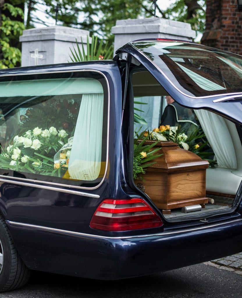 zakład pogrzebowy ostrzeszów
