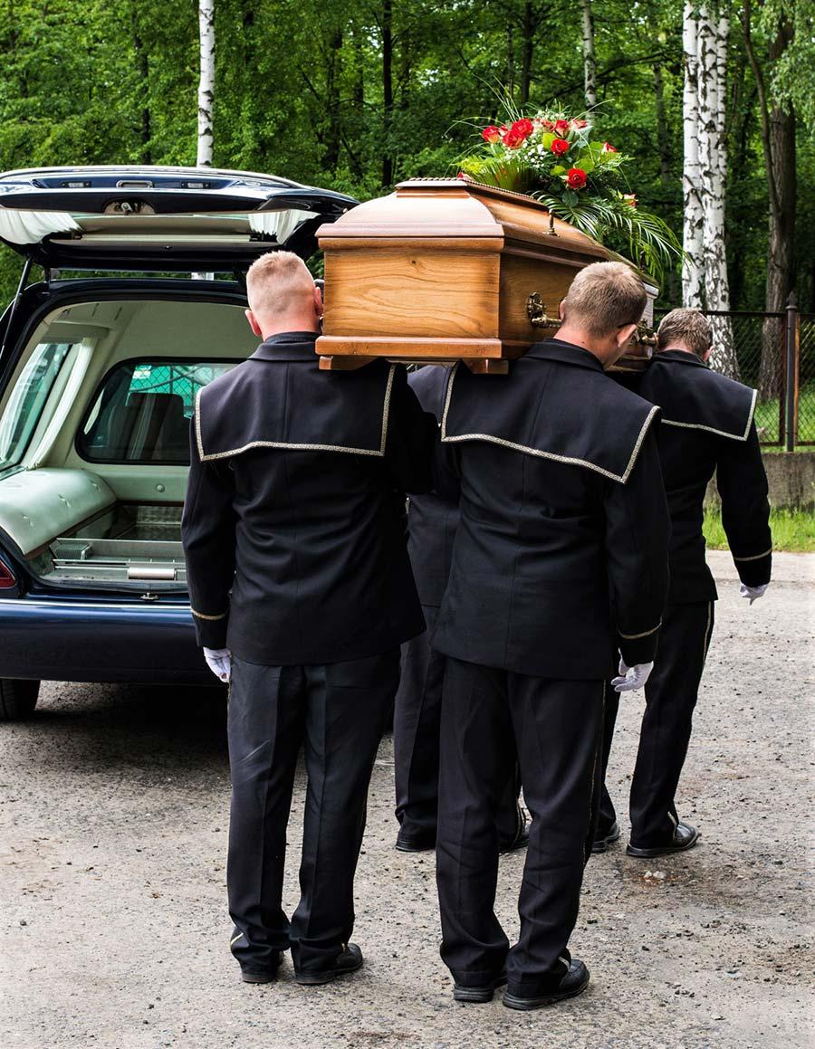 pogrzeb Ostrzeszów
